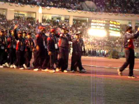 National Game, Opening Ceromony, Ranchi, Jharkhand, 2011, Part ii