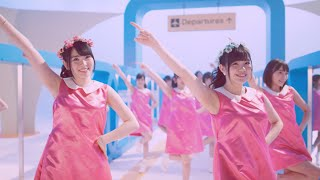 【MV】ハワイへ行こう [Team KIV] (Short ver.) / HKT48 [公式] 泉明日香 動画 14
