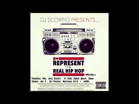 Represent The Real Hip Hop Mixtape