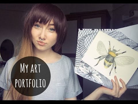 My Art Portfolio & Old Drawings/Paintings
