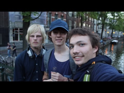 Amsterdam & Luxembourg - Mini Euro Trip, Part 2   Travel Vlog