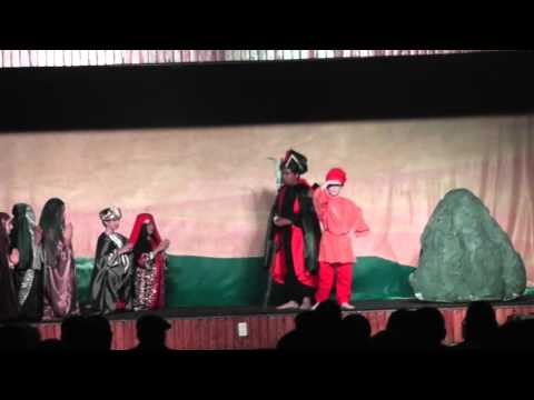 Aladdin Concert 2013 Part 1 of 4