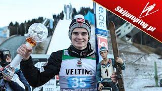 Marius LINDVIK o noworocznym sukcesie