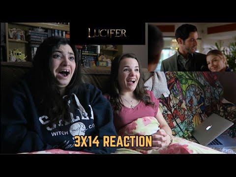 LUCIFER 3X14 REACTION