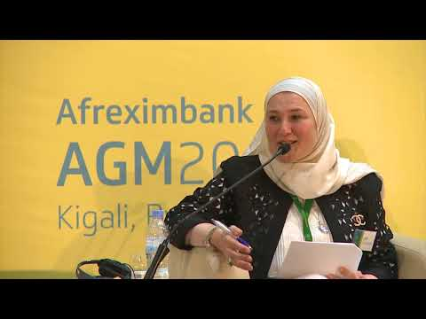 Afreximbank AGM June 2017 highlights