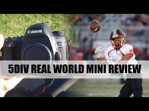 Canon 5D Mark IV Mini Sports Event Review (Image-4k Video Samples)