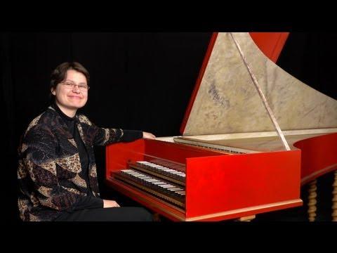 Henry Purcell: Ground in C Minor; Hanneke van Proosdij, harpsichord