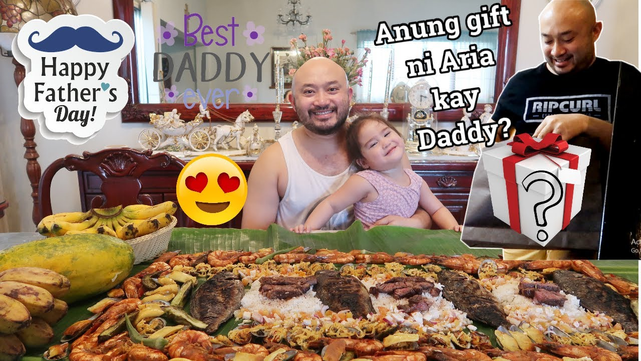 FATHER'S DAY CELEBRATION! SURPRISE GIFT FOR DADDY🥰