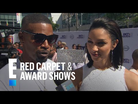 Jamie Foxx Talks Hosting the 2018 BET Awards | E! Live from the Red Carpet
