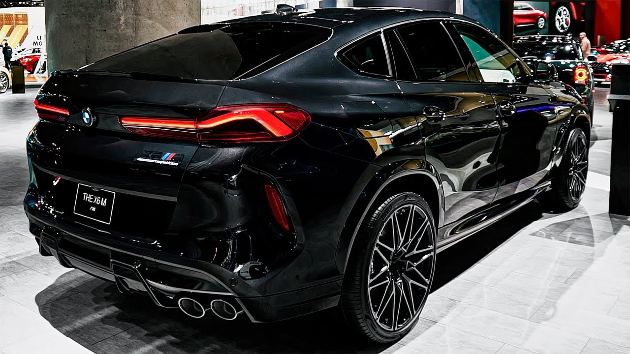 Bmw X6 M 2020 Competition New High Performance X6