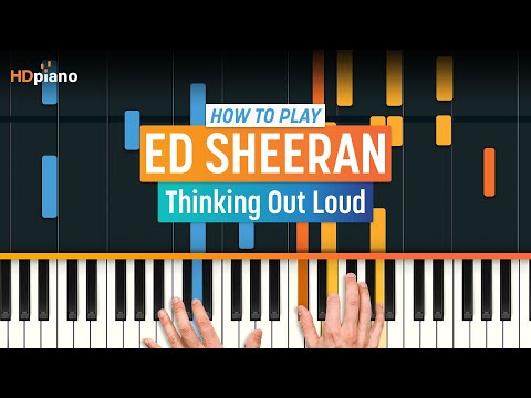 "How To Play ""Thinking Out Loud"" by Ed Sheeran 