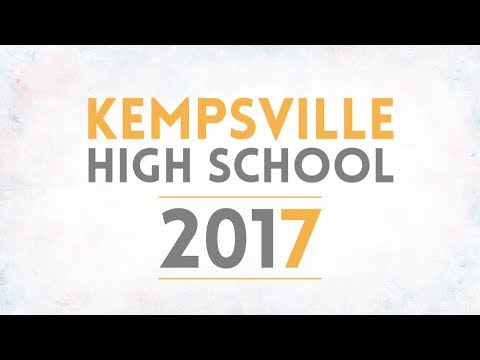 Kempsville H.S. Grad 2017 - 06/14/2017