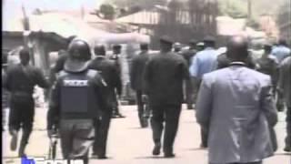 Nigeria Election Violence