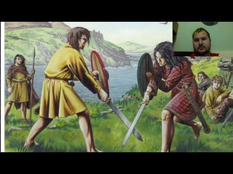 Warrior women of the celtic culture