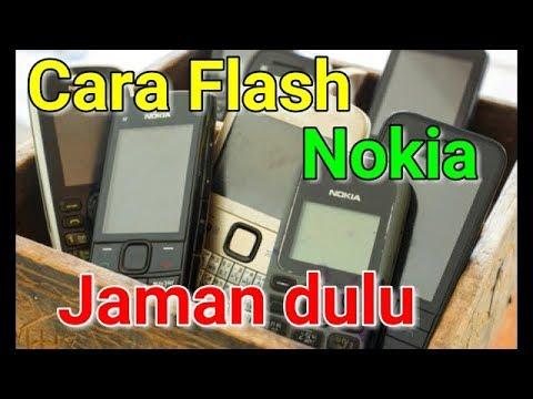 Servis HP Rongsokan Nokia 225//Terkunci kode keamanan.
