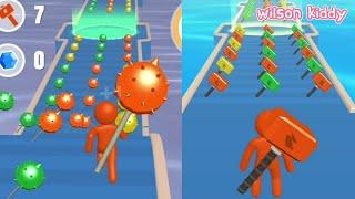 Bocil Palu Raksasa Giant Hammer 🤣🤩 | Game Wilson Kiddy screenshot 2