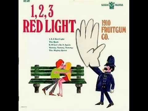 1910 Fruitgum Company - 1, 2, 3, Red Light