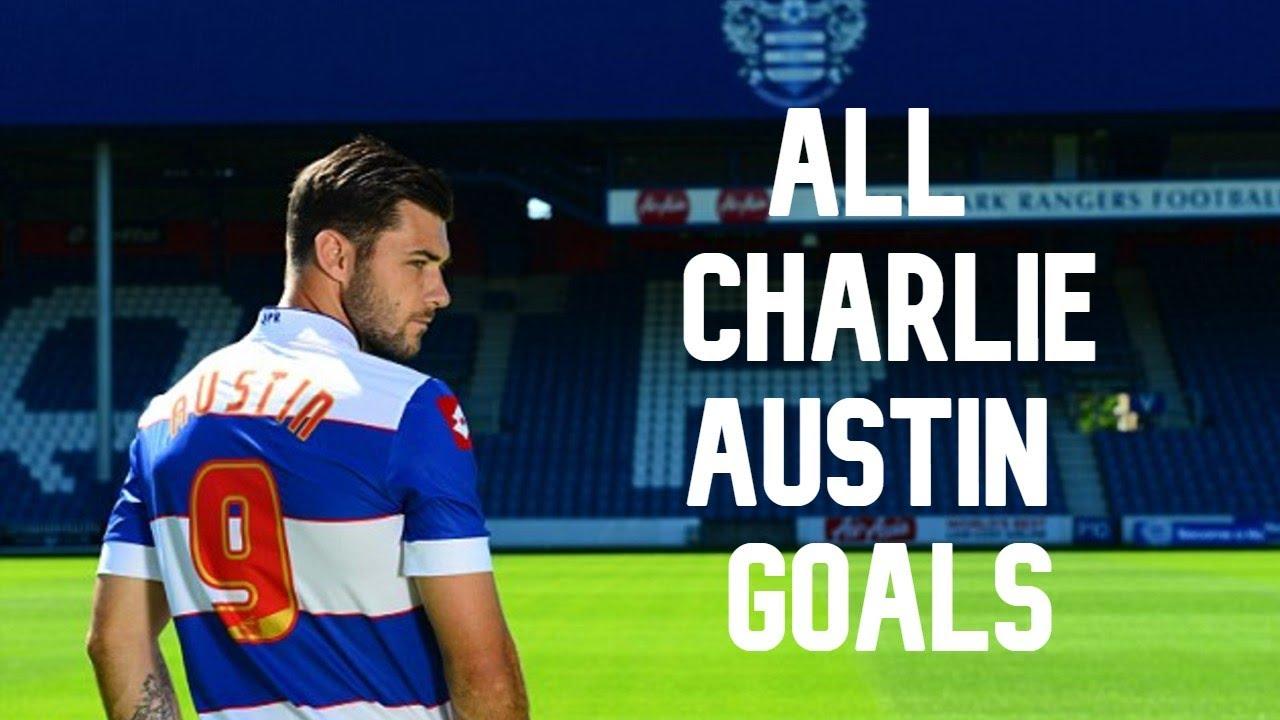 Charlie Austin All Qpr Goals Youtube