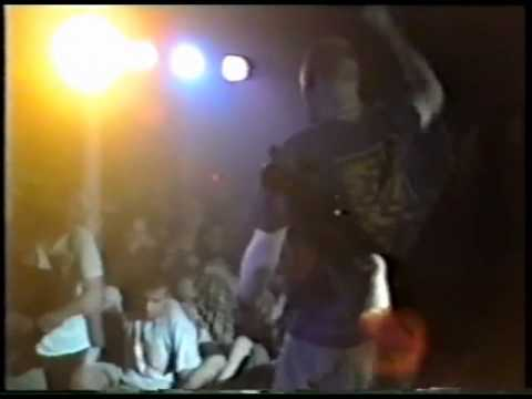 Feeding the Fire (Straight Edge Hardcore Band, Netherlands) – Salzgitter 1993