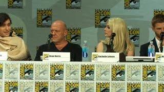 Comic-Con 2014 - Under the Dome Panel: Part 4