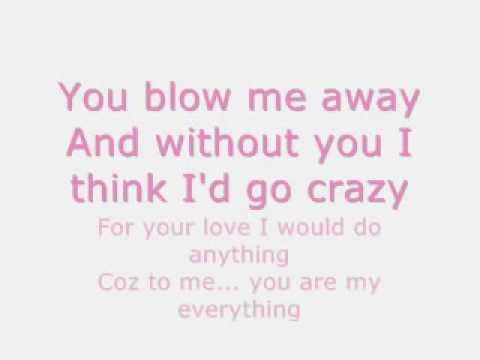 My Everything By Cathy Nguyen and Randolph Permejo Lyrics