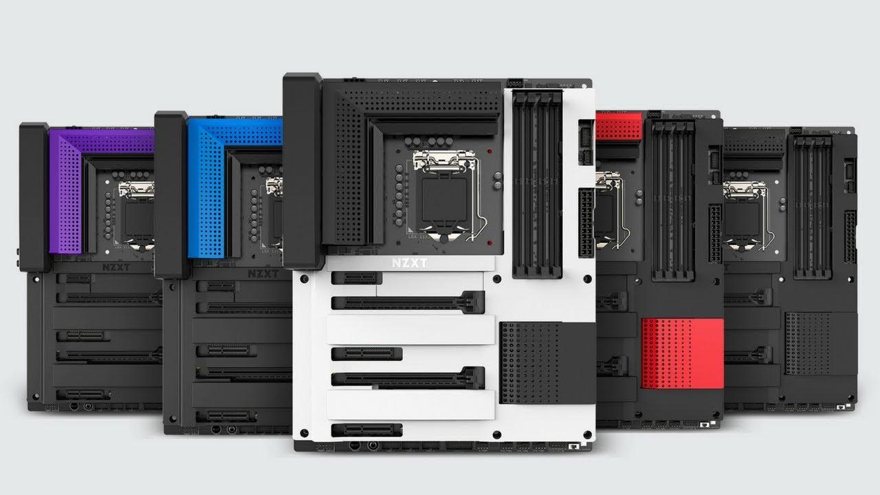 N7 Z370 Motherboard | Gaming Motherboards | NZXT | NZXT