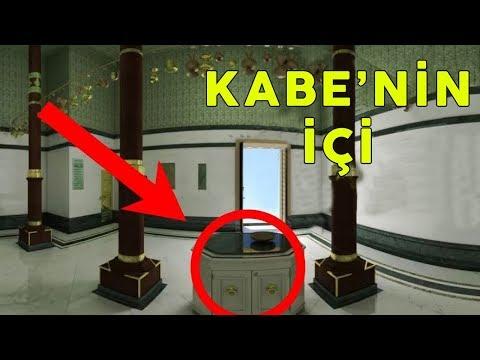 Suudi Arabistan, ilk kez Kâbe'nin içinde ne olduğunu ve saklanan kutuda ne bulduğunu ortaya koyuyor.