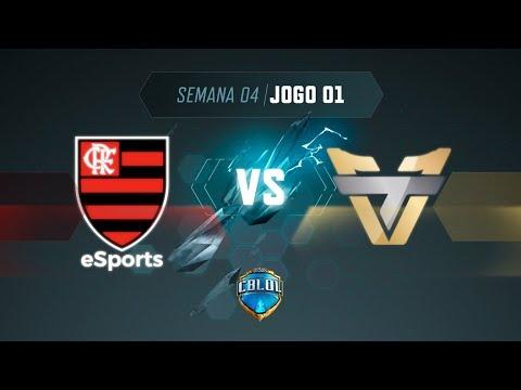 CBLoL 2019: 2ª Etapa - Fase de Pontos  Flamengo x Team oNe Jogo 1