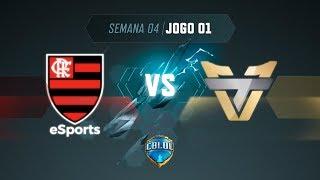 CBLoL 2019: 2ª Etapa - Fase de Pontos | Flamengo x Team oNe (Jogo 1) Video