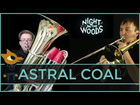Astral Coal (Low Brass Cover) from Night in the Woods - dannymusic feat. WarTubaFox
