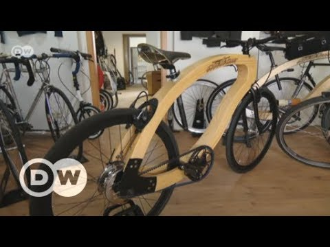 This year's bike trends | DW English
