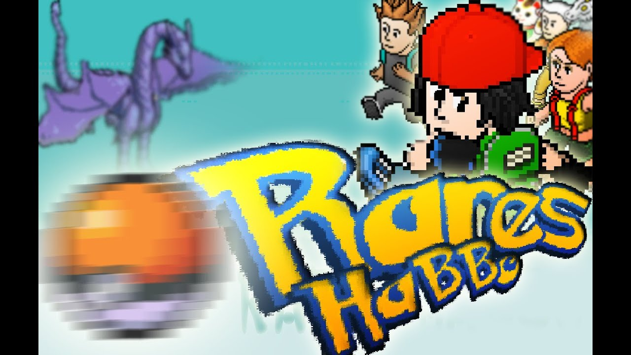 Rares Habbo Parodia de Pokemon - Versión Habbo