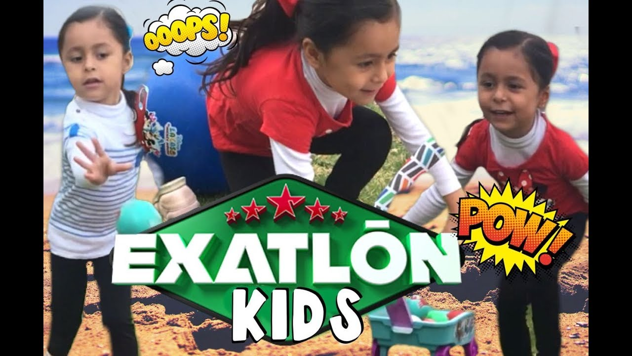 EXATLON NIÑOS / MINI EXATLON / EXATLON INFANTIL / EXATLON ...