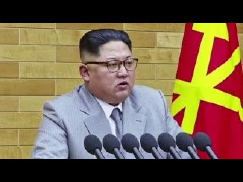 Kim Jong Un offers olive branch to South Korea