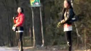 Видео ХХ... Польские проститутки на границе