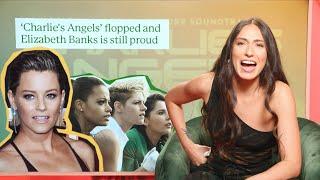 Charlie's Angels was a flop but Elizabeth Banks DGAF
