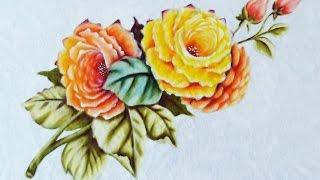 Rosas- Método Super Fácil – parte 1