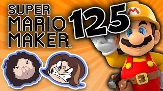 Super Mario Maker: Castle Hassle - PART 125 - Game Grumps