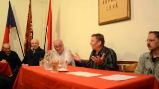 Miroslav Grebeníček vzpomíná na vznik KSČM