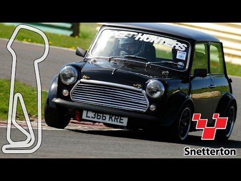 Snetterton Circuit Classic Mini B18 Type R VTEC