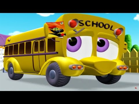 Finley The Fire Engine   Down In The Dumps   Full Episode   Cartoons For Kids