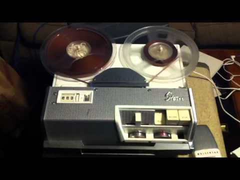 Reel to Reel Tape Recorder Manufacturers  Sony