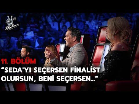 Beyazıt Öztürk Yarışmacıyı Takımına Kazandırmak Için Ilginç Bir Yola Başvurdu!  | O Ses Türkiye 2018