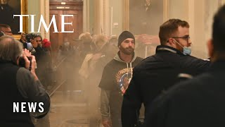 Trump Supporters Breach Police To Enter U.S. Capitol | TIME