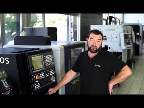 Tornos Technologies France - Mise en train & Formation