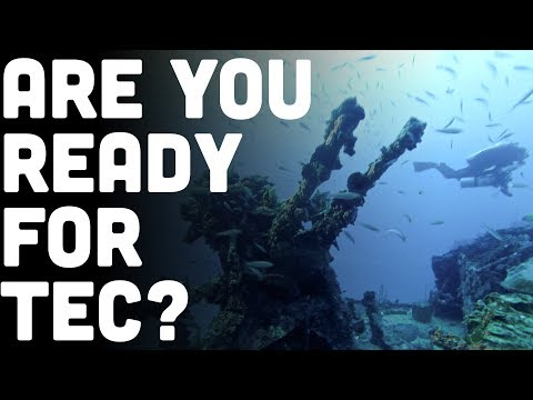 Technical Scuba Diving: 5 Signs You're Good To Start. Part 2 Of 2