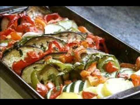 Recetas de cocina verduras youtube for Resetas para comidas