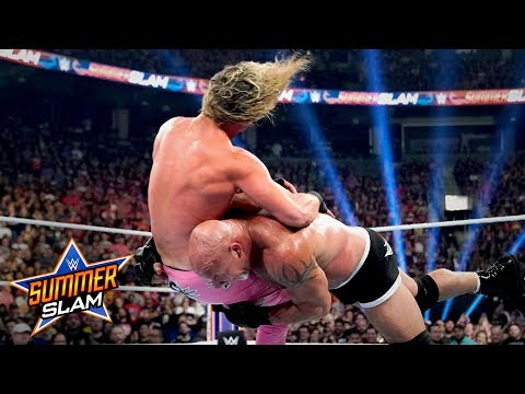 Dolph Ziggler's Quick Superkicks Can't Stop Goldberg: SummerSlam 2019 (WWE Network Exclusive)