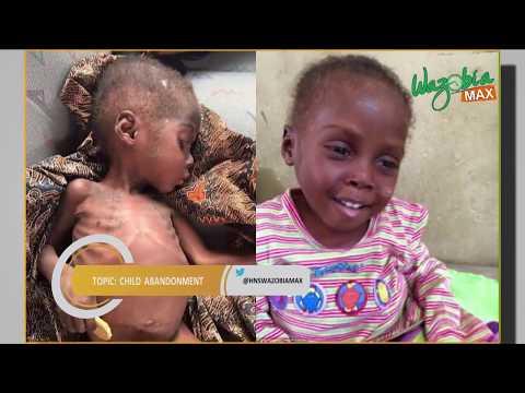 CHILD ABANDONMENT WITH NGOZI NWOSU JUBA. HELLO NIGERIA