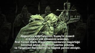 Stark Hanesi - House Stark - Türkçe Altyazı Tanıtım Videosu